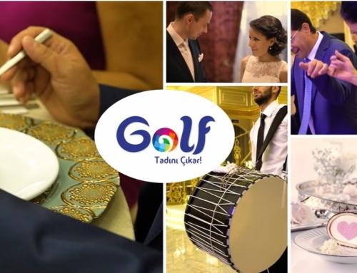 Golf Dondurmalı Rulo Pasta B2B Tanıtım Filmi