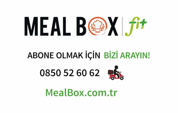 mealbox fit tanıtım videosu - alp artam anlatıyor