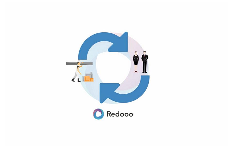 Redooo geri dönüşüm aplikasyonu
