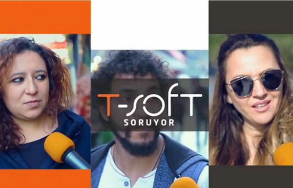 Diji.co T-Soft Sokak Röportajı