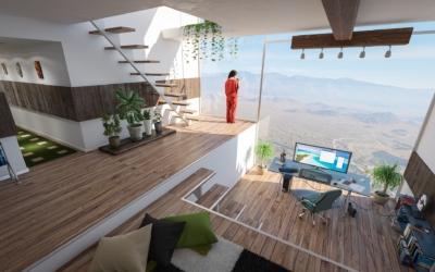 ofis dekorasyonu verimliliği nasıl etkiliyor