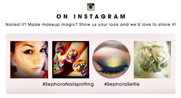 Instagram kampanyası